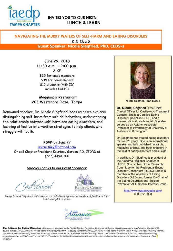 Lunch Learn June 2018 iaedp260894 1 1